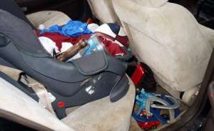 How do you feel when you get into your car — a car that is not only old and dirty but also full of trash?