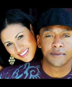 "Melanie and Anthony Clark (""The Amazing Clarks."")"